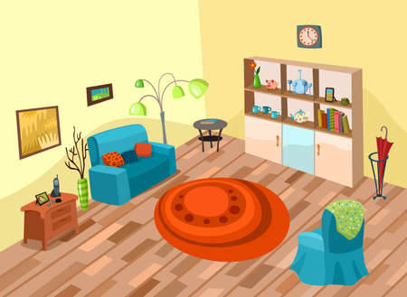 living room design: room
