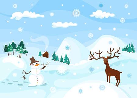 hoar frost: winter