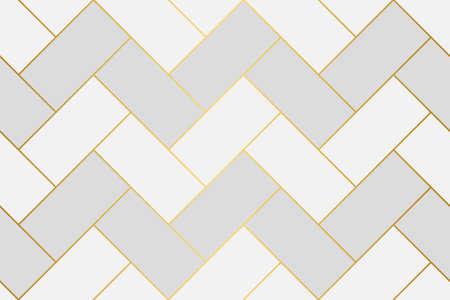 Elegant and sleek herringbone repeat vector pattern. Ideal for backgrounds, paper, textile. Illustration