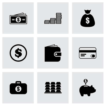 cell phone transmitter tower: money icon set on grey background