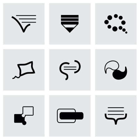 bulding: Vector Bulds icon set on grey background