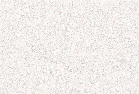 Abstract image of cracks on white background. Stock Photo