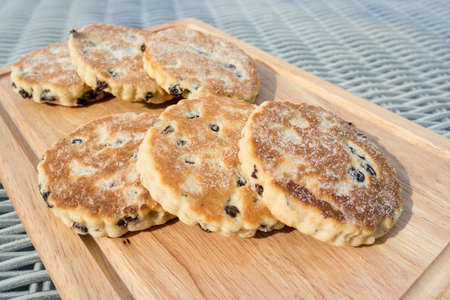 Welsh Cakes also known as Bakestones