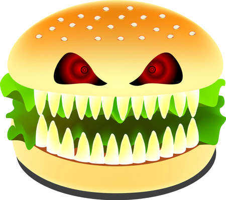 phantom: a scary burger