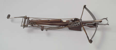 arbalest: antique crossbow