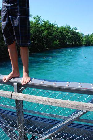 swimming shorts: Jump!
