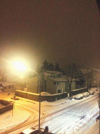 winter night: Winter Night