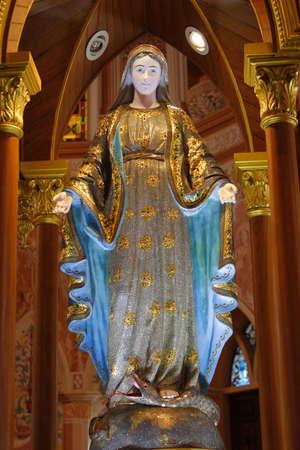 Virgin Mary , Thailand photo