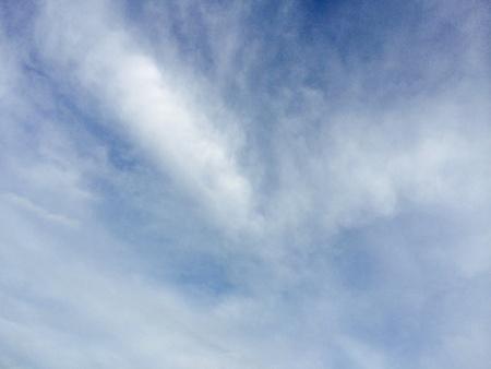 firmament: Blue sky