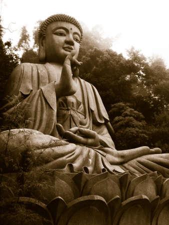 Big Buddha at Temple