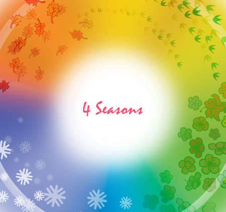 Four seasons photo