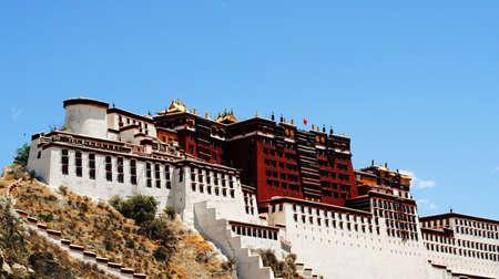potala:  Potala temple