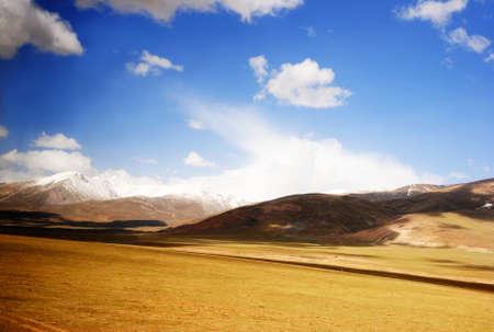 tibet mountains
