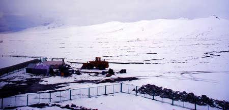 winter landscape Editorial