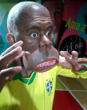 Biggest mouth man - Francisco Domingo Joaquim