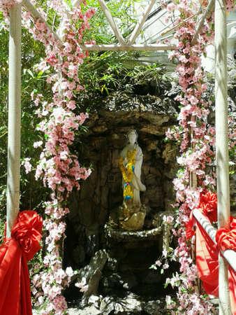 Guan yin at tian hou temple