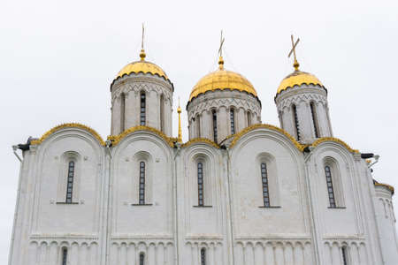 Dormition Cathedral, Golden ring of Russia