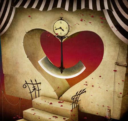 pendulum: Heart and Pendulum
