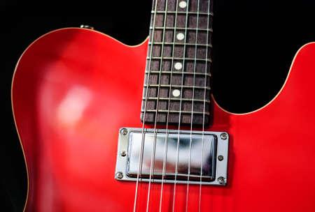 red rock gitaar