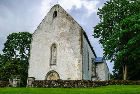 Duitse kerk estland saremaa