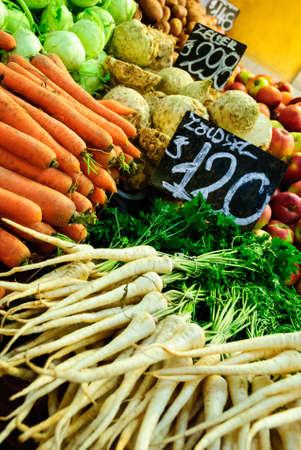 boedapest voedselmarkt Stockfoto