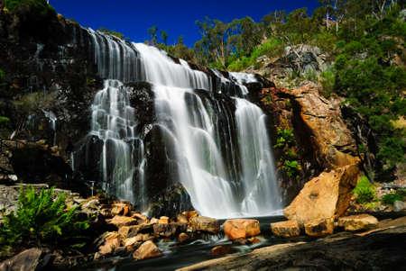 mackenzie valt Nationaal park Grampians australië Stockfoto