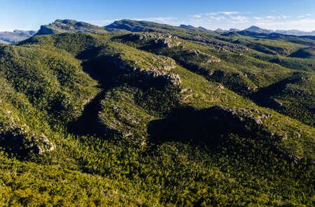 Nationaal park Grampians victoria australië Stockfoto