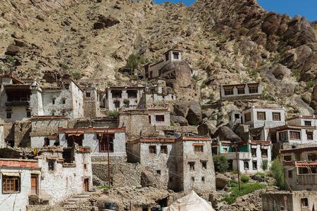 ladakh: Hemis MonasteryLeh Ladakh. Stock Photo