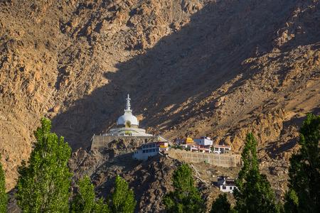 shanti: Shanti StupaLeh Ladakh.