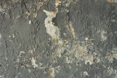 bangrak: Old grunge wall texture of old building. Stock Photo