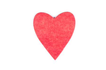 happyness: A red heart love, valentine and lovers concept