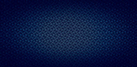 Blue yellow green mesh background with vignette