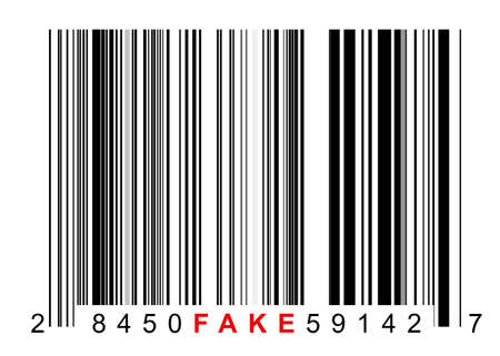 identifying: Barcode for identifying all kinds of fake goods