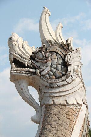 snake and ladder: Great Naga ,Buddhist Mythology