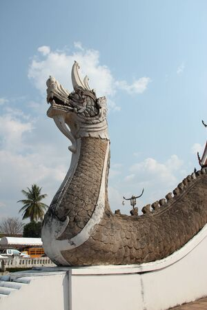snakes and ladders: Great Naga ,Buddhist Mythology