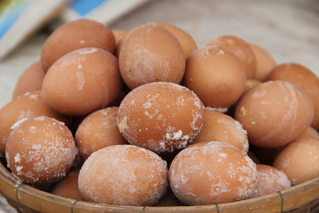 salt water: salt water boiled eggs