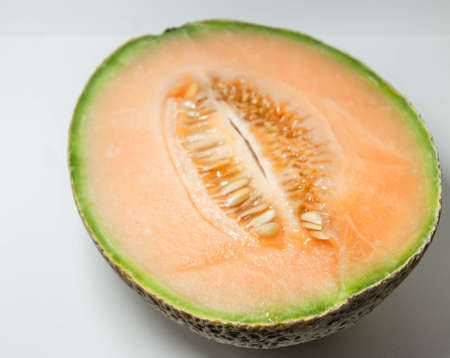 Melon closeup Stock fotó