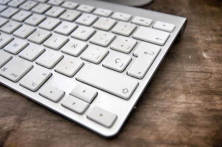 keyboard: keyboard  Stock Photo