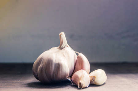 Garlic bulb Stock fotó