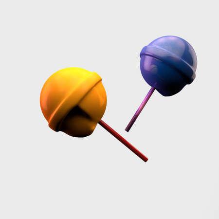 lollipops Stock fotó
