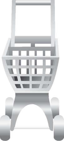 Shopping Basket Stock Vector - 507653