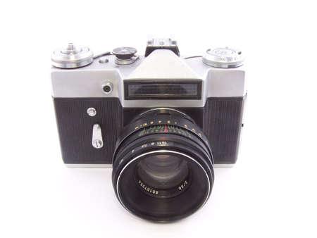 Retro 35mm Camera 2 photo