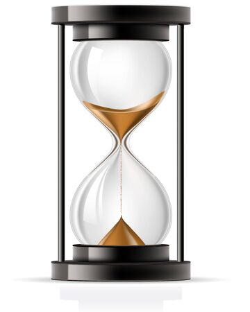 Hourglass Stock Vector - 10672003