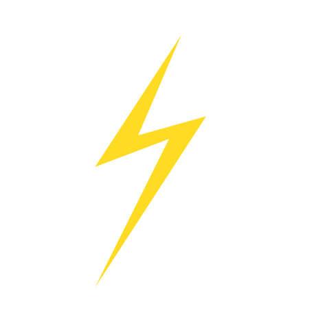 Lightning. Black label. Its label. Magic sca Ilustrace