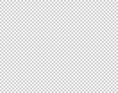 Vector transparent background. Gray squares for the background under the image. Cells are gray