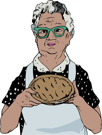 grannie: Cookies are good when its made with love . Pick those design by Ann The Gran