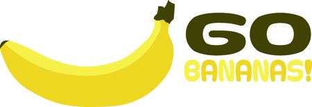 go for: Go for banana fruit; natures own energy-rich food that comes in a safety envelope!