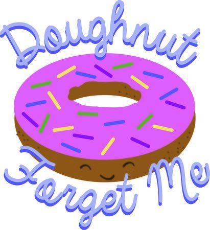 부엌 프로젝트에 도넛을 얹어 라.