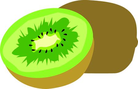 Kiwifruit is de meest voedselrijke van de top 26 vruchten verbruikt in de wereld van vandaag