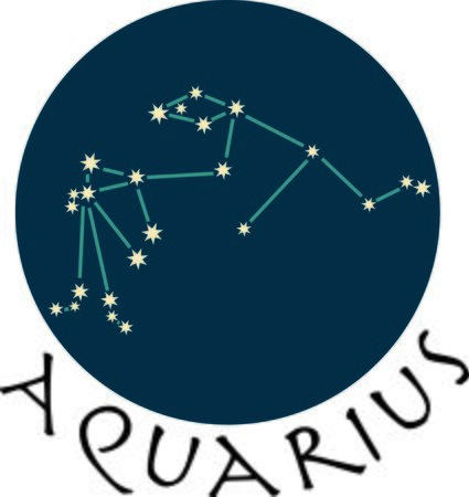 bearer: Add some personality to your next project with these zodiac constellation designs. Illustration